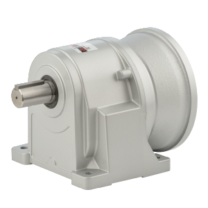 Helical Gear Motor and Reducer