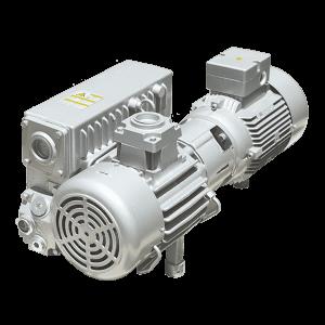 Oil-Lubricated Vacuum Pump
